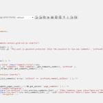 Tip na WordPress plugin č. 11 – Jak si zpříjemnit editační prostředí? (Advanced Code Editor)