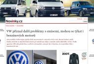 VW reklama