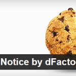 Tip na WordPress plugin č. 12 – Cookie lišta (Cookie Notice by dFactory)