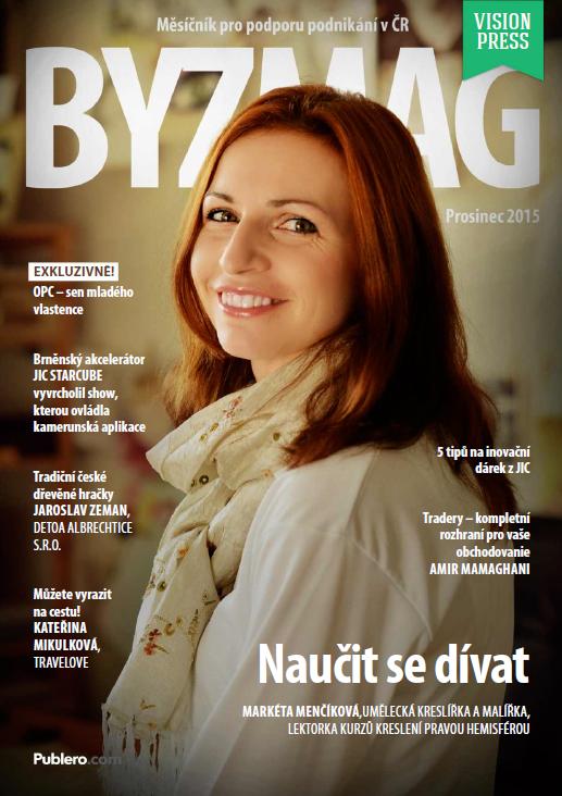 Časopis BYZMAG - prosinec 2015