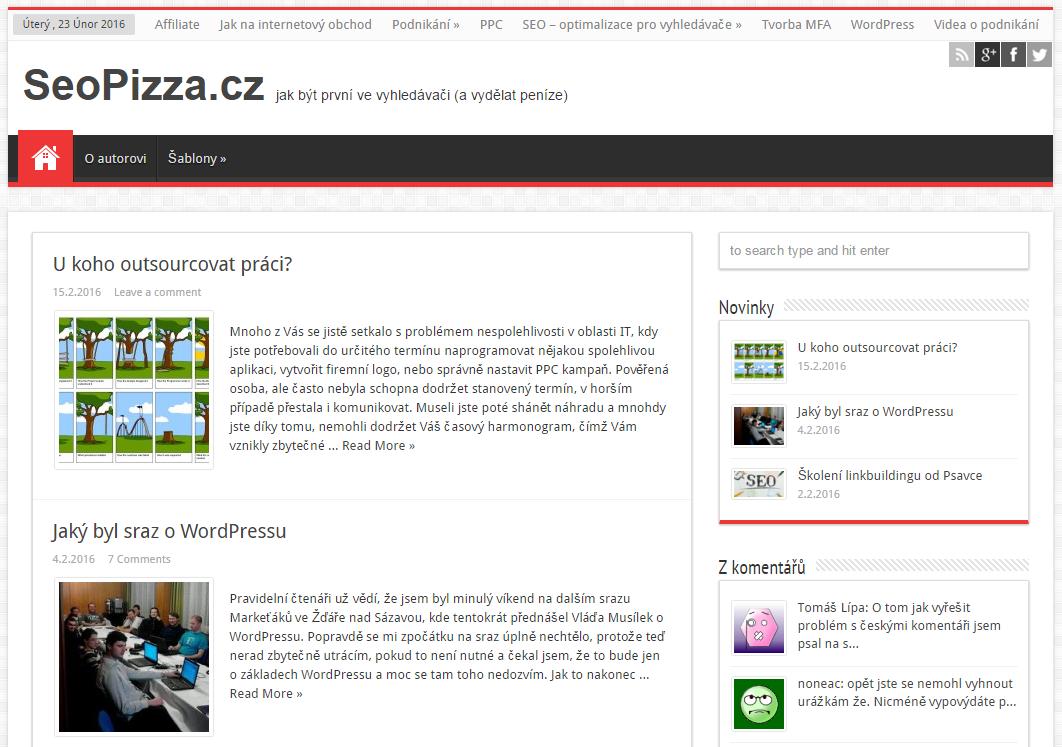 blog Seopizza.cz