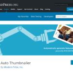 Tip na WordPress plugin č. 13 – Automatický náhledový obrázek (Auto Thumbnailer)