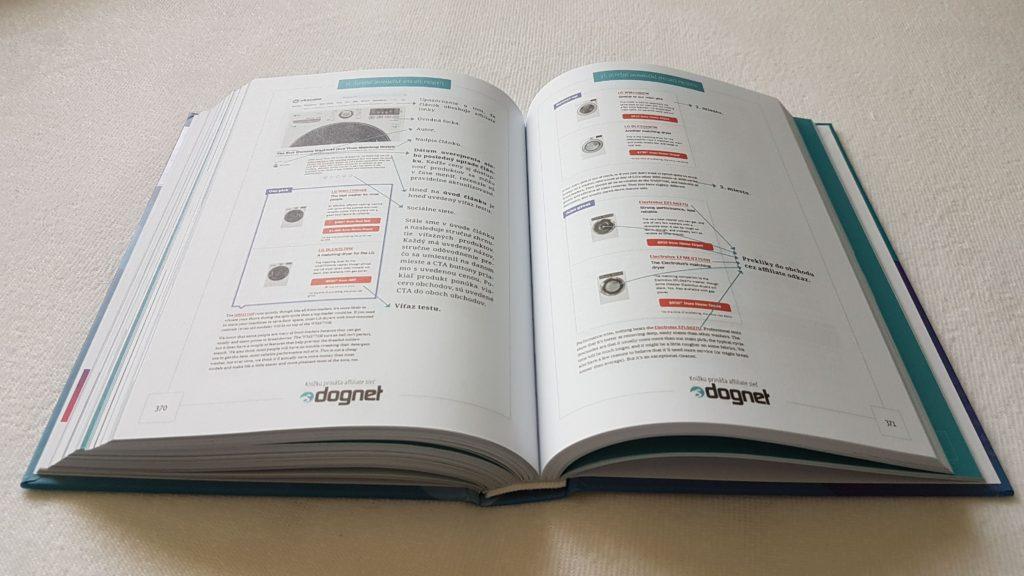 Online marketing tvorba zarabajuceho webu kniha od Dognet 2