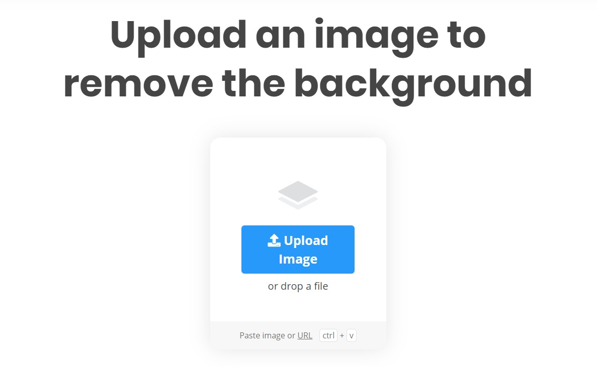 Remove Image Background aplikace